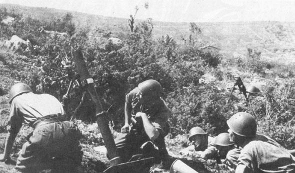 ILCOVO RICORDA IL 71° ANNIVERSARIO DELL'INVASIONE DELLA SICILIA (9 LUGLIO/ 18  AGOSTO 1943) (2/4)