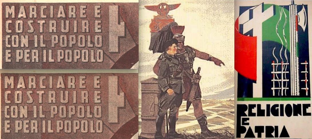 Marcia della Civiltà Fascista - Biblioteca del Covo