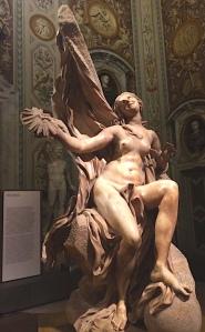 Bernini, Verità svelata dal Tempo.