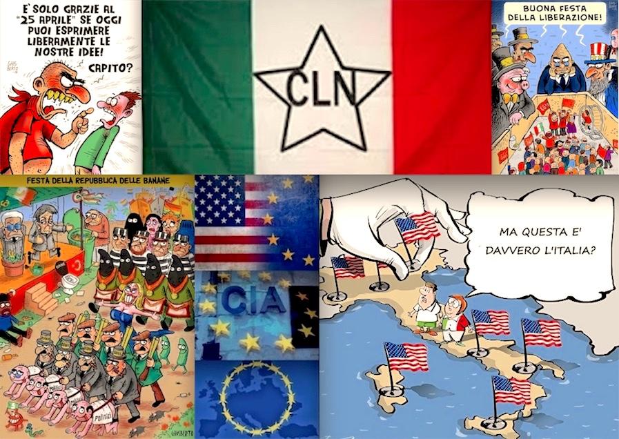 L'Italia del 25 aprile - Biblioteca del Covo